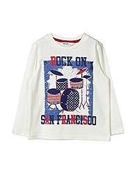 Beebay Rock On San Francisco Print T-Shirt (B0815221102110_White_4Y)