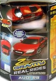 Review: Air Hogs R/c Zero Gravity Micro Audi R8 Car Rc Red  Review