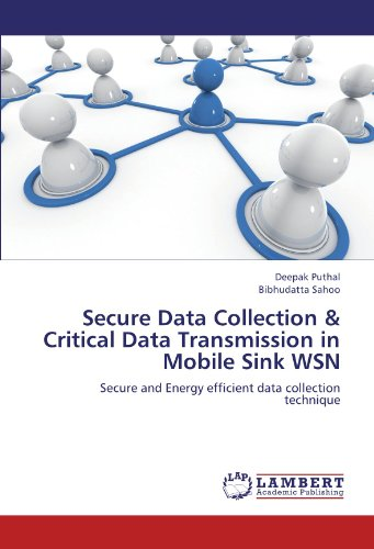 Secure Data Collection & Critical Data Transmission in Mobile Sink WSN: Secure and Energy efficient data collection technique
