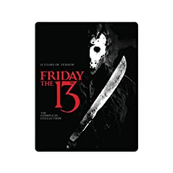 Friday the 13th: The Complete Collection [Blu-ray]