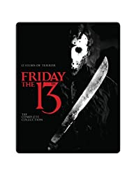 Friday the 13th: Complete Collection [Blu-ray]