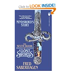 The Sixth Book of Lost Swords: Mindsword's Story by Fred Saberhagen