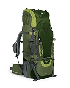 High Sierra Tech Series 59405 Titan 65 Internal Frame Pack by High Sierra