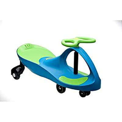 185970000356 Plasma Car Aqua Blue / Lime Green by Plasmart
