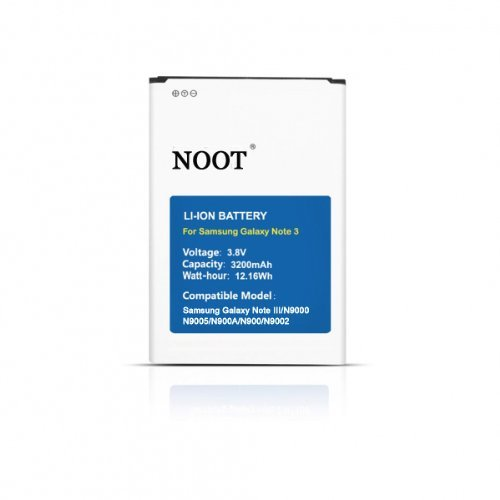 Noot 3200mAh Battery (For Samsung Galaxy Note 3)