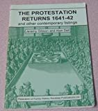 img - for Protestation Returns, 1641-42 and Other Contemporary Listings (Guides for genealogists, family, and local historians) book / textbook / text book