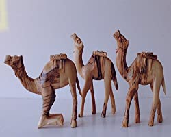 Holy Land Camels Set of Three