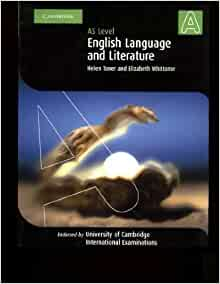 As level english language and literature helen toner and elizabeth whittome