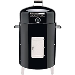 Brinkmann 810-5301-C Smoke-N-Grill Charcoal Smoker and Grill (Discontinued by Manufacturer)