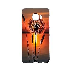 BLUEDIO Designer Printed Back case cover for Samsung Galaxy C7 - G11355