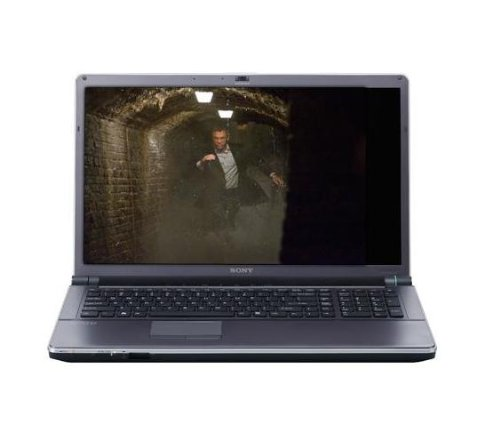 Sony VAIO AW Series VGN-AW41JF/H - Core 2 Duo P7450 / 2.13 GHz - Centrino 2 - RAM 4 Go - HDD 500 Go - DVD±RW (±R DL) /
