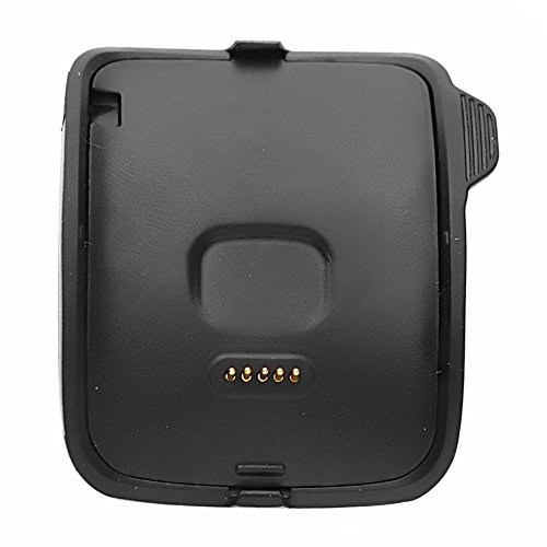 Emideals Upgraded Portable Charger Dock Cradle with USB Charging Cord for Samsung Gear S Smart Watch SM-R750 (Wireless Gear Portable Charger compare prices)