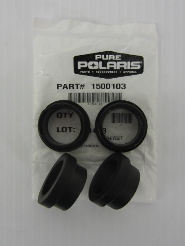Polaris OEM ATV/Snowmobile Front Shock Eyelet Bushings (4) Rush,Switchback,Outlaw,Sport (Shock Eyelet Bushing compare prices)