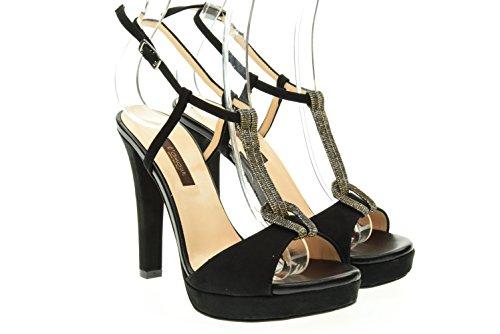 L'AMOUR donna sandalo 356 90PIC 40 Nero