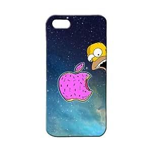 BLUEDIO Designer 3D Printed Back case cover for Apple Iphone 5 / 5S / SE - G2321