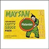 Maysan Malaysian Curry Sauce