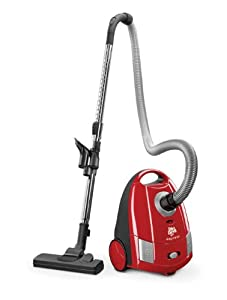 Amazon Com Dirt Devil Express Bagged Canister Vacuum