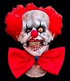 Smiley Head Clown Mask