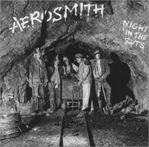 Aerosmith - Night in the Ruts CD/Mp3-Download