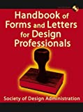 img - for Handbook of Forms and Letters for Design Professionals book / textbook / text book