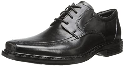 Bostonian Men's Espresso Bicycle Toe Oxford,Black,7 M