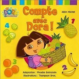 Compte avec Dora !