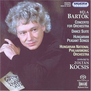 SACD : Zolt n Kocsis - Concerto For Orchestra (hybrid) (Hybrid SACD)