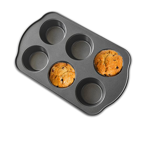 6 Cup Muffin Pan Carbon Steel