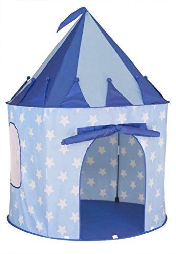Kids Concept Kids Concept Spielzelt Star in blau by Kids Concept bestellen