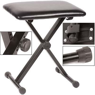 Purchase JSI Adjustable & Portable Piano-Cello-Musician Bench (Stool-Seat)