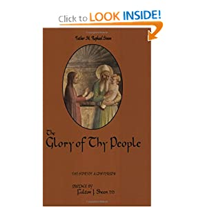 The Glory of Thy People Raphael Simon
