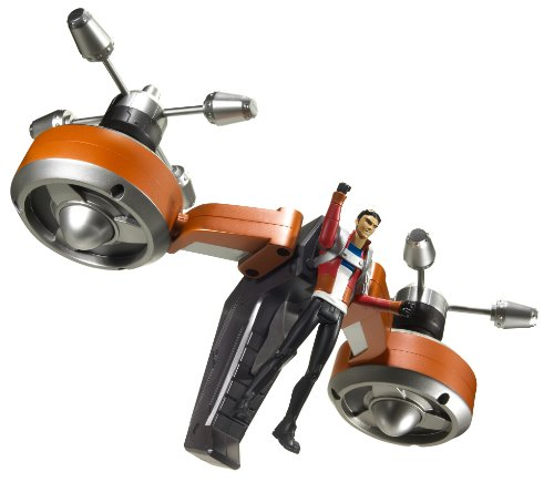 Generator Rex Air Attack Boogie Pack