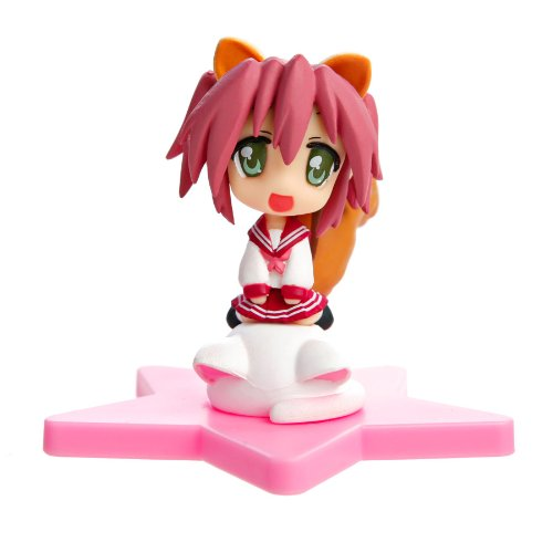 Lucky Star Yutaka Yamamoto MDF Special Mini PVC Figure