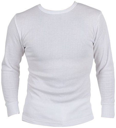mens-thermal-long-sleeve-t-shirt-vest-top-medium-white