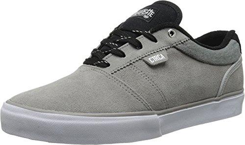 C1RCA Men's Goliath Skate Shoe, Paloma/White, 11 M US