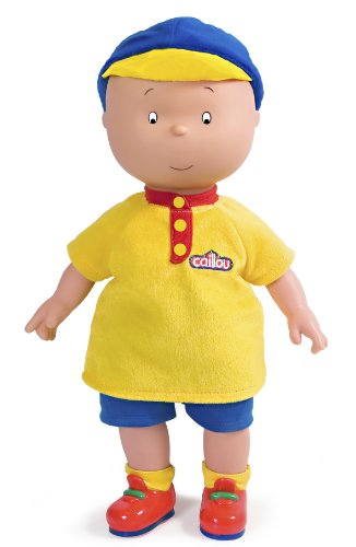 "Caillou 14.5"" Classic Doll"