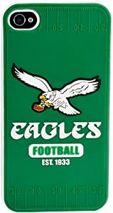 Forever Collectibles Philadelphia Eagles Retro Hard Snap-On Apple iPhone 4 & 4S... by Forever Collectibles