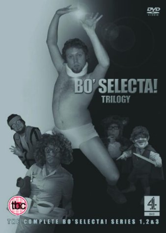 Bo Selecta Trilogy (The Complete Series 1 - 3)