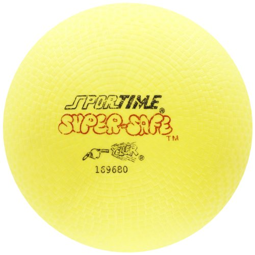 Sportime Super-Safe Playground Ball, 8-1/2 Inches - 1