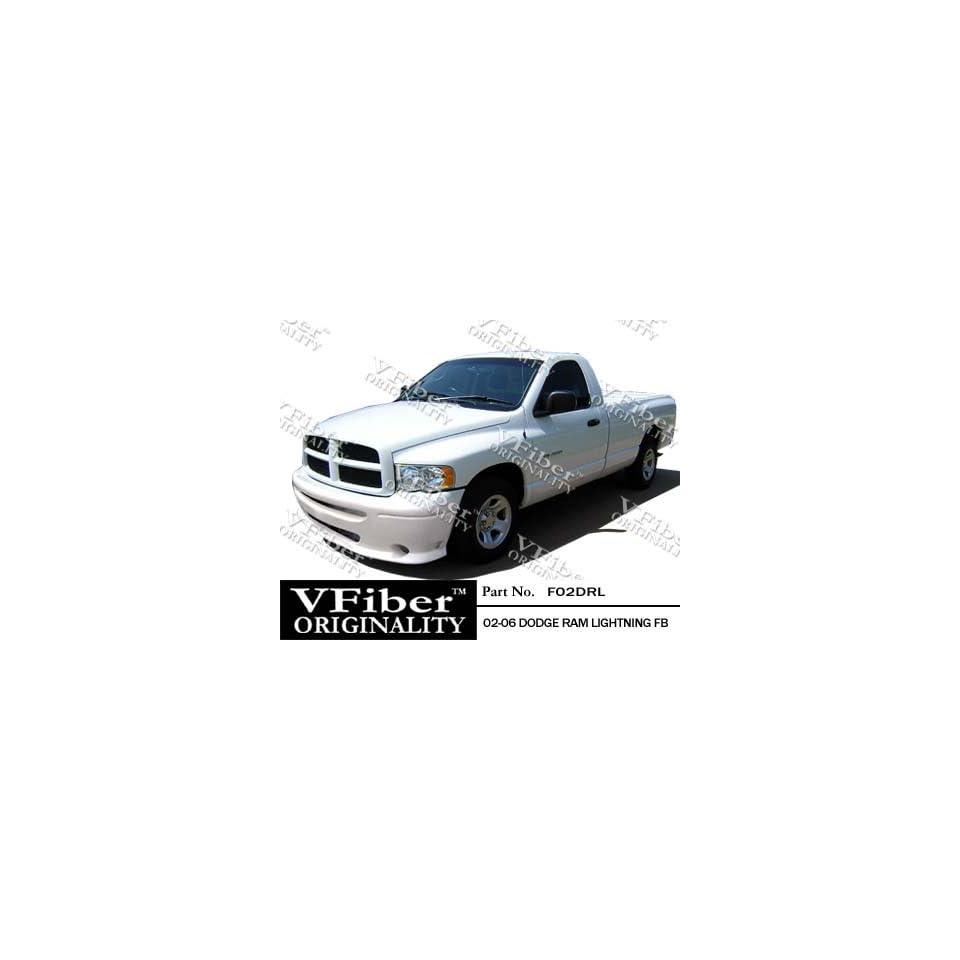 2002 2010 Dodge RAM Pick Up Body Kit Lightning Front Bumper