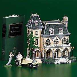 Porcelain West Egg Mansion