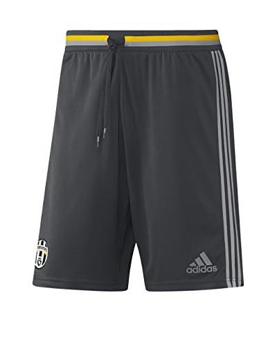 adidas Short Juve Trg Sho Gris / Dorado