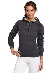 Champion Women\'s Pullover Eco Fleece Hoodie, Granite Heather, Medium