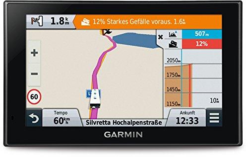 Garmin Camper 660LMT-D GPS per Camion, Nero