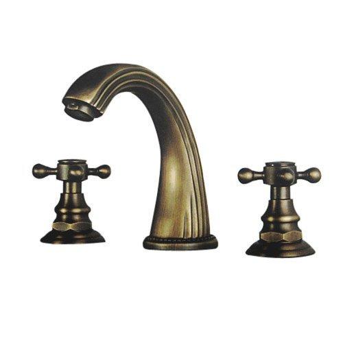 Victorian Style Bathroom Vanity front-218056