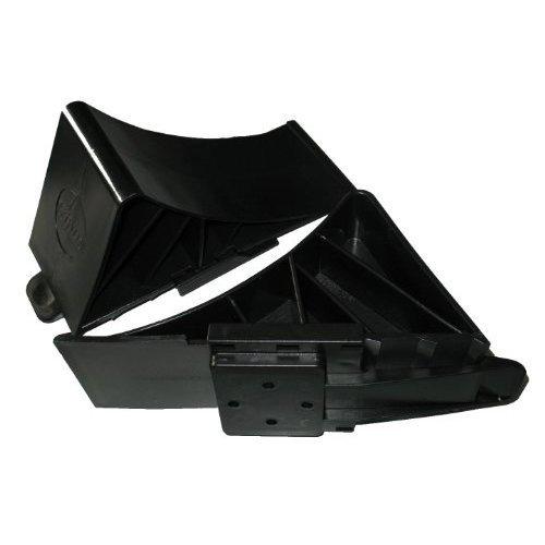 Komplett-Set-Unterlegkeile-incl-Halter-2-Stck-schwarz-1600-kg-Bremskeil-Anhnger-Keile-bis-16t