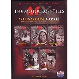 The Motocross Files: Season One Box Set