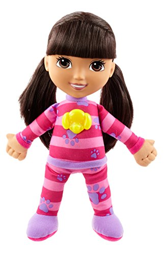 Fisher-Price Nickelodeon Dora and Friends Snuggle and Glow Dora - 1