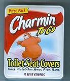 Charmin To Go Toilet Seat Covers (5 Pk)