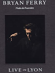 Bryan Ferry: Live in Lyon [(+CD +booklet)]